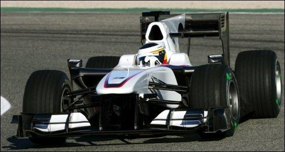 Sauber C29. Февраль 2010, тесты